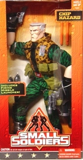 """Small Soldiers 12"""" Figures (Vintage) '98"""