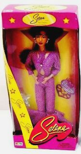 "Selena ""In Celebrity Concert"" Doll (The Original Arm Enterprise Limited Edition) ""Rare-Vintage"" (1996)"