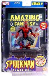 "Amazing Spider-Man Classics (Comics and Action Figures) ""Rare-Vintage"" (1995-2004)"
