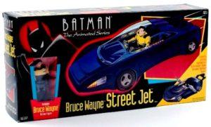 Batman Bruce Wayne Street Jet (0)