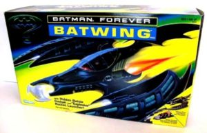 Batman Forever Batwing Kenner Vehicle-4