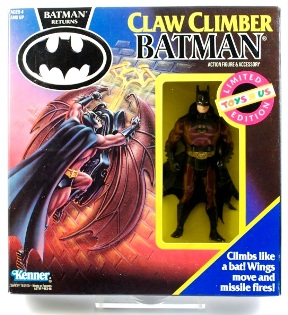 Claw Climber Batman