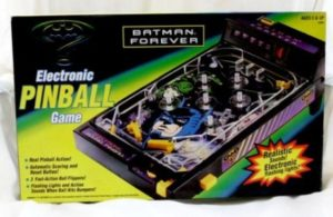 "Batman ""Electronic"" Pinball Game"