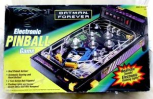 "Batman ""Electronic"" Pinball Game -(SHELF-WEAR)"