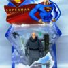 Lex Luthor Missile Launching Superman