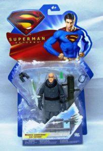 Lex Luthor Missile Launching Superman - Copy