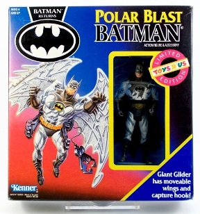 Polar Blast Batman