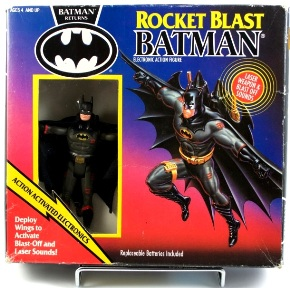 Rocket Blast Batman