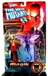"X-MEN (The New Mutants Series) ""Rare-Vintage"" 1998"