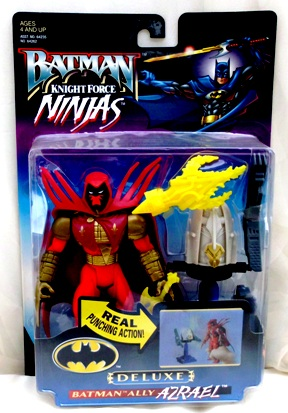 Batman Knight Force Ninjas