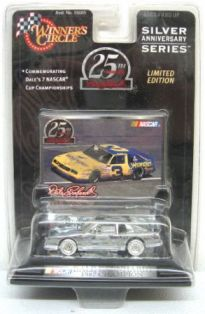 "Dale Earnhardt Great Wins! (25th Anniversary ""Silver Series"") ""Rare-Vintage"" (1999)"