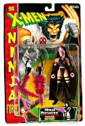 "X-Men (Ninja Force Series) ""Rare-Vintage"" 1996"