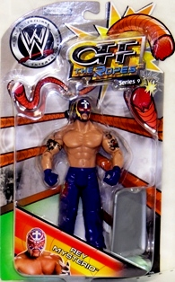 """WWE Off The Ropes -(""""Limited Production Run""""!) Series-9 """"Rare-Vintage"""" (2005)"""