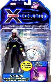 "X-Men (Evolution Series) ""Rare-Vintage"" 1999-2001"