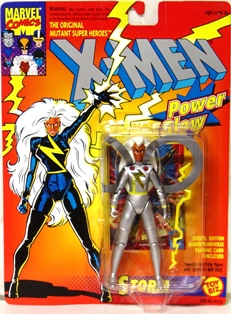 "Original Mutant Super-Hereos (Series 1-7) ""Rare-Vintage"" 1991-1995"