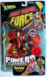 "X-Men (Power Slammers Series) ""Rare-Vintage"" 1998"