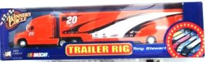 "Winner's Circle-Nascar Racing Series (""Transporters"") 1/64 Scale ""Rare-Vintage"" 2001-2003"