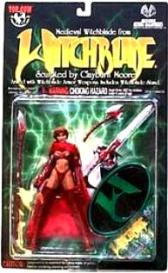 "WitchBlade (""Moore Action Collectibles"") Series ""Rare-Vintage"" 1998-2000"