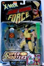 """X-Men (Super Shooters Series) """"Rare-Vintage"""" 1997"""