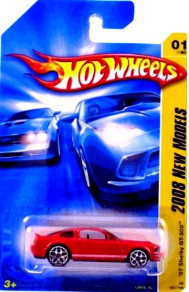 "HW 2008 Cards (1:64 Scale Collection Series) ""Rare-Vintage"" (2008)"