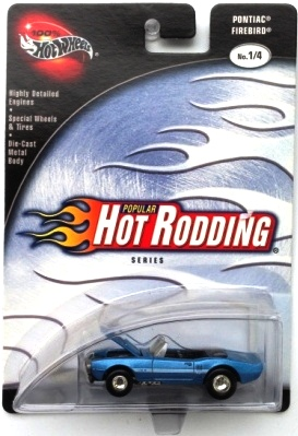 "HW (Popular Hot Rodding) Limited Edition 1:64 Scale Collection Series ""Rare-Vintage"" (2002)"