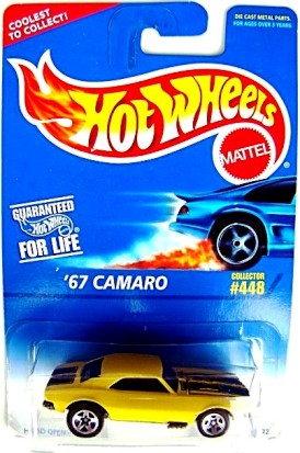 """HW 1988-1999 (Numbered Cards) 1:64 Scale Collection Series """"Rare-Vintage"""" (1988-1999)"""