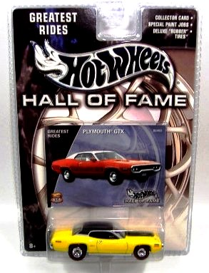 "HW (Hall Of Fame) Limited Edition 1:64 Scale Collection Series ""Rare-Vintage"" (2002)"