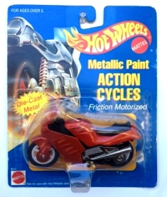"HW (Friction Motorized Cycles) ""Rare-Vintage"" 1994"