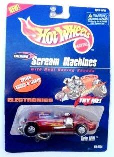 "Hotwheels (Talking Vehicle Scream Machines) ""Rare-Vintage"" 1999"