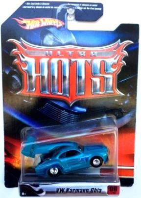 "HW (Ultra Hots) Limited Edition 1:64 Scale Collection Series ""Rare-Vintage"" (2006)"