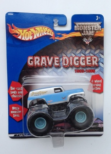 "HW (Monster Jam Short Cards) ""Rare"" Limited Edition 1:64 Scale Collection Series ""Rare-Vintage"" (2001-2003)"