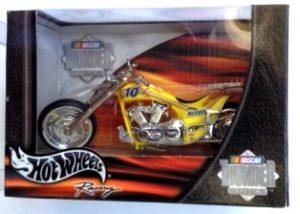 "Hotwheels (Thunder Rides-Nascar 1:18 Scale Motor Cycles) ""Rare-Vintage"" (2001-2004)"