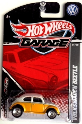 "HW (Garage-Real Riders) Limited Edition (1:64 Scale) Collection Series ""Rare-Vintage"" (2011)"