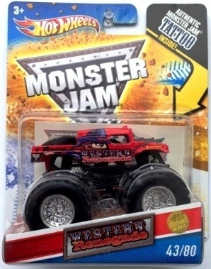"HW (Monster Jam Short Cards ""New"") Limited Edition 1:64 Scale Collection Series ""Rare-Vintage"" (2007-2011)"