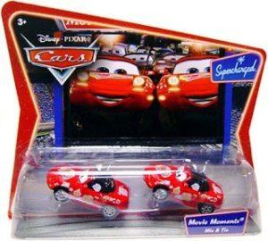 "DISNEY (""CARS"" Pixar Animated Movie Vehicles Series) ""Rare-Vintage"" 2005-2017"