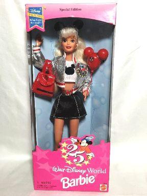 """Disney (""""Exclusive Barbie Collectibles"""") """"Rare-Vintage"""" (1995-1999)"""