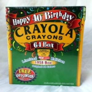 "CRAYOLA (EXCLUSIVE ""LIMITED EDITION"" COLLECTIBLES) ""Rare-Vintage"""