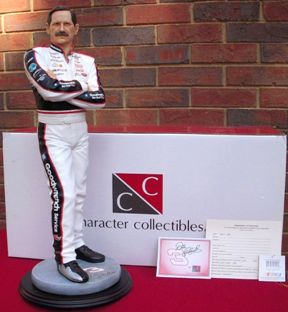 "CHARACTER COLLECTIBLES (Exclusive ""Limited Edition"" Statues) ""Rare-Vintage"" (2001)"