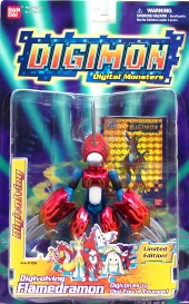 """DIGIMON (Limited Edition) Deluxe """"Rare-Vintage"""" 1999-2000"""