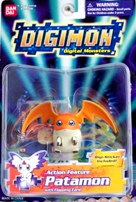 "DIGIMON (Digital Monsters Series) ""Rare-Vintage"" 1999-2000"