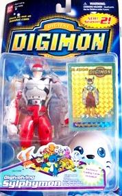 "DIGIMON (Digital Deluxe Figures) ""Rare-Vintage"" (1999-2000)"
