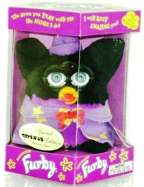"FURBY Collectibles (""Special Limited Edition Series-Electronic"") ""Rare-Vintage"" (1998)"