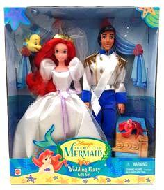 """Disney (""""The Little Mermaid Series"""") """"Rare-Vintage"""" 1997-1999"""