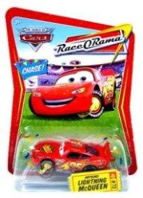 "Disney Cars (Series-4 Disney Pixar Animated Movie Race O' Rama & Chase Vehicles) ""Rare-Vintage"" (2008-2018)"