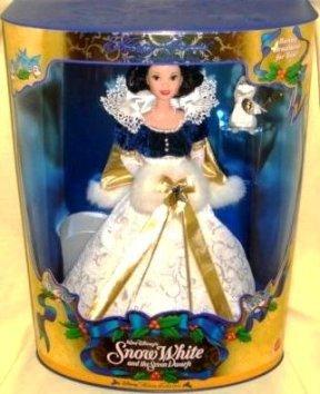 """Disney (""""Holiday Princess"""" Series) """"Rare-Vintage"""" 1994-1997"""