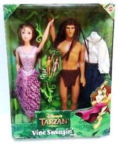 """Disney (""""Tarzan"""" Animated Movie Series) """"Rare-Vintage"""" 1997-1999"""