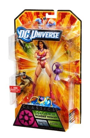 "DC UNIVERSE COLLECTIBLE SERIES EDITIONS ""RARE-VINTAGE"" (2008-2012)"