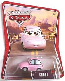 "Disney Cars (Series-3 Disney Pixar Animated Movie World of Cars) ""Rare-Vintage"" (2008)"