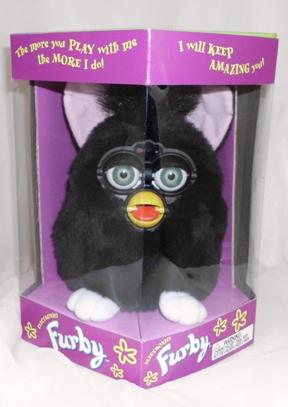 Furby (Black) 1998 (3)a