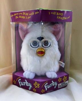 Furby (White) 1998 (1)a